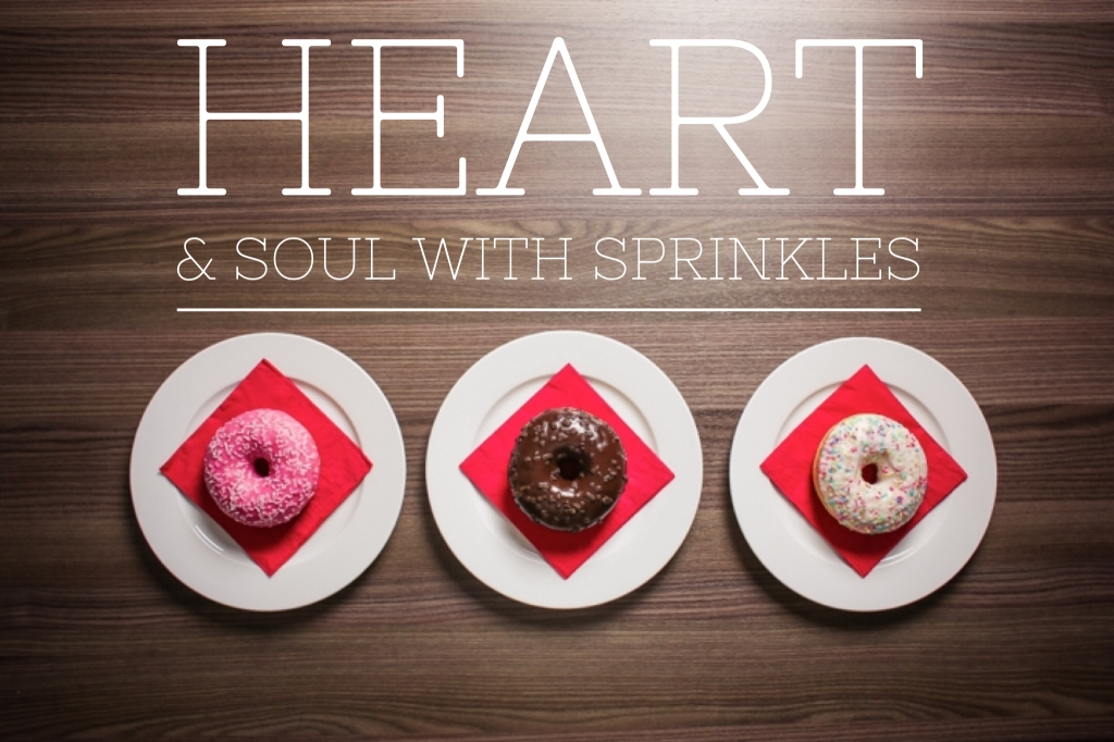 Heart and Soul with Sprinkles